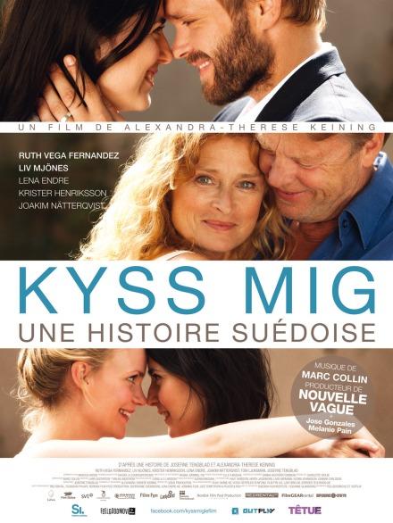 affiche-Kyss-Mig-Une-histoire-suedoise-Kyss-mig-2011-2
