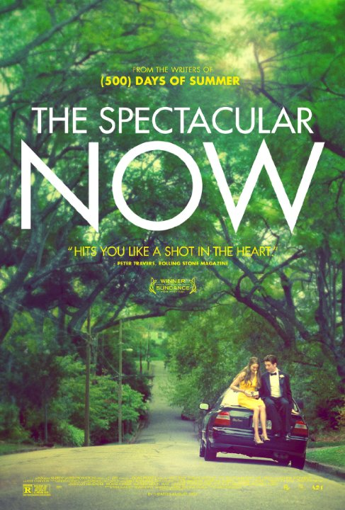 film THE SPECTACULAR NOW
